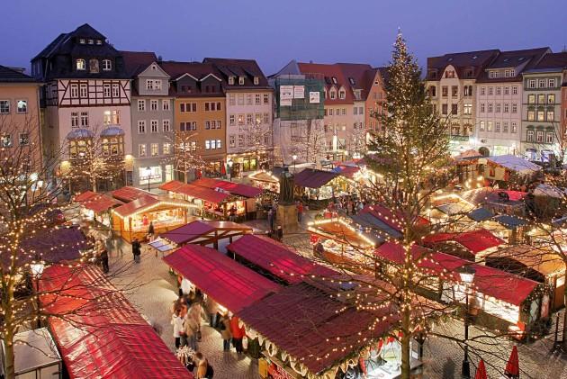 euro christmas markets