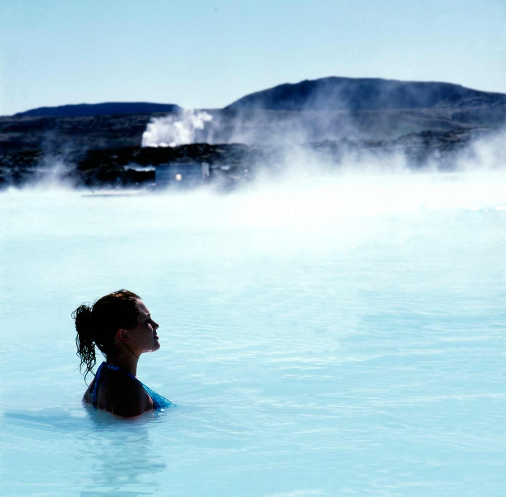 Iceland best place to swim in the world