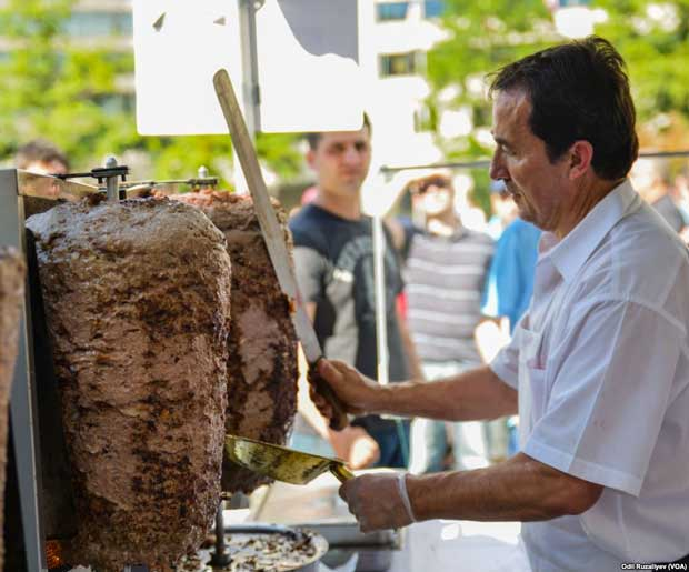 Turkey one of the Best Countries for Street Food in The World