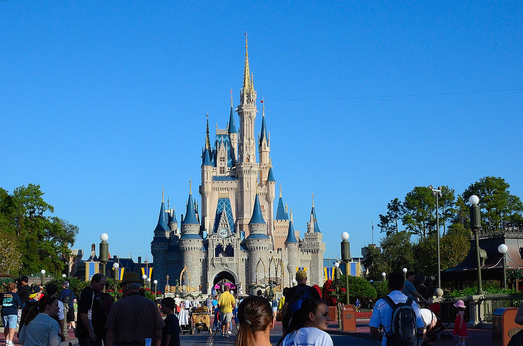Walt Disney World is one of the most popular Orlando attractions