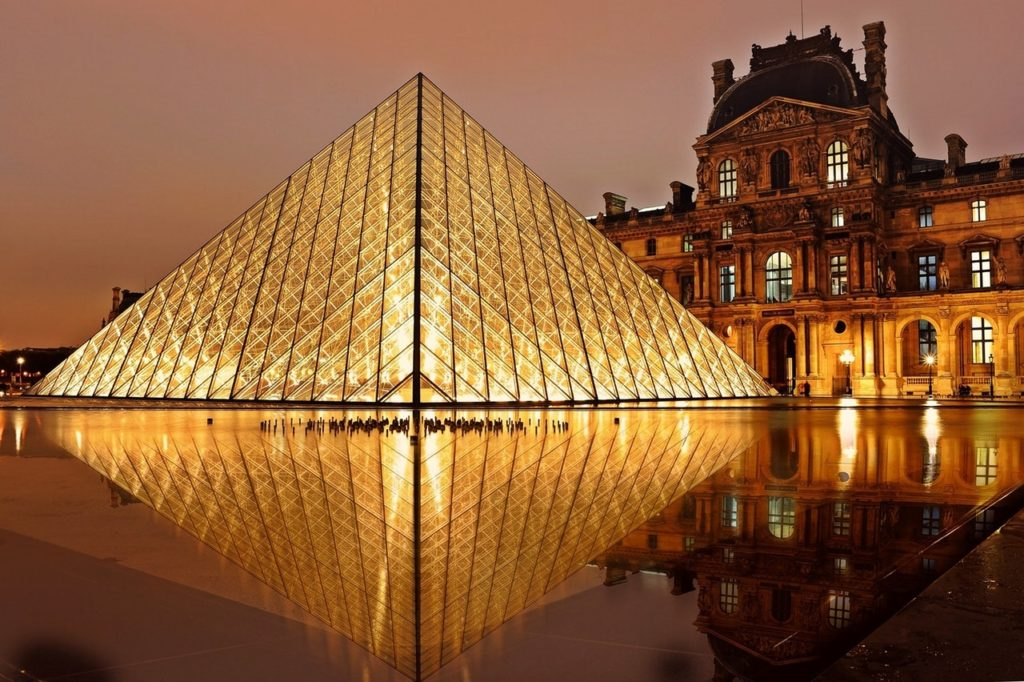 The Louvre is among the best things to do in the City of Lights